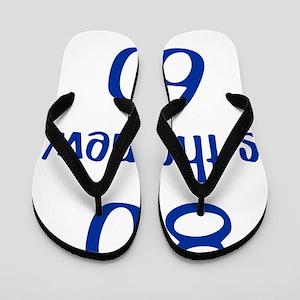 80new60 Flip Flops