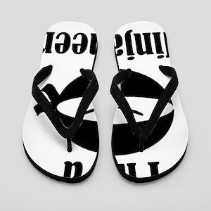 ninjaneer Flip Flops