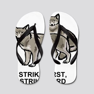 Army-172nd-Stryker-Bde-Arctic-Wolves-3- Flip Flops