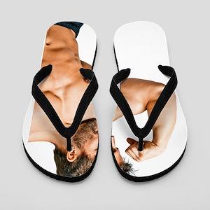 Muscles Flip Flops