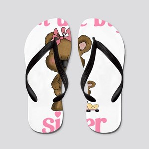 bigsis bear Flip Flops