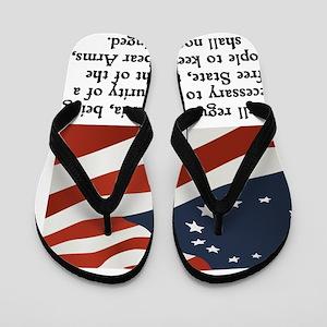 2nd amendment Flip Flops