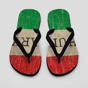 Vintage Hungary Flip Flops