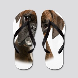 portrait7 Flip Flops