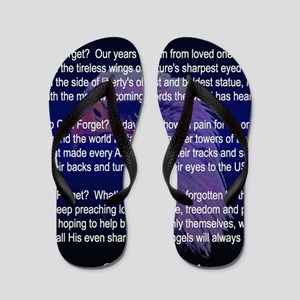 Freedoms Angels Flip Flops