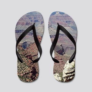 Grand Canyon South Rim, Arizona 3 Flip Flops