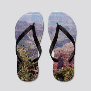 Grand Canyon North Rim, Arizona, USA 7 Flip Flops
