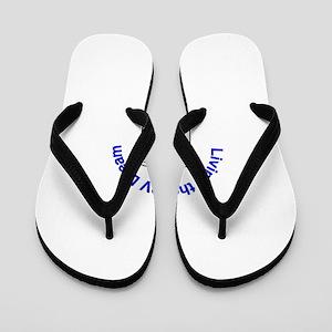 mag_sign_logo2 Flip Flops