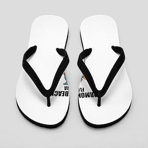 Ormond Beach, Florida Flip Flops