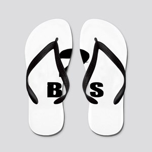 02 Boss Birthday Designs Flip Flops
