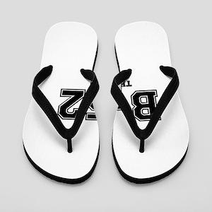 B52 - THE BUFF Flip Flops