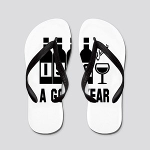 1968 A Good Year, Cheers Flip Flops