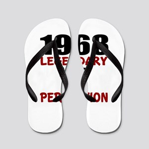 1968 Legendary Aged To Perfection Flip Flops