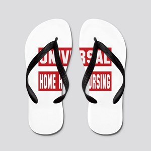 Universal Home health nursing Flip Flops