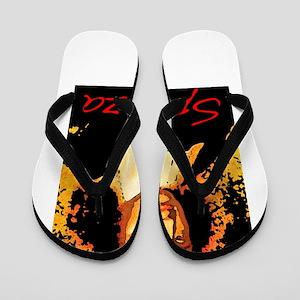 Spinoza Flip Flops
