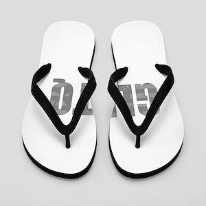 GLBTQ Flip Flops