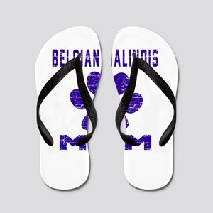 Belgian Malinois mom designs Flip Flops