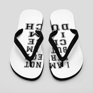 Dutch Designs Flip Flops
