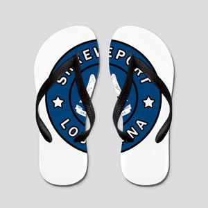 Shreveport Louisiana Flip Flops