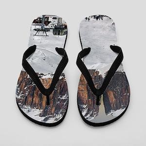 Sella Ronda - Alta Badia Flip Flops