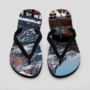 Sella Ronda - Rifugio Pralongia Flip Flops