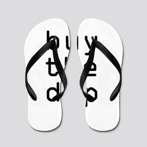 Buy The Dip Bitcoin Crypto Flip Flops