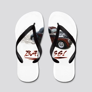 Hot Rod Design Flip Flops