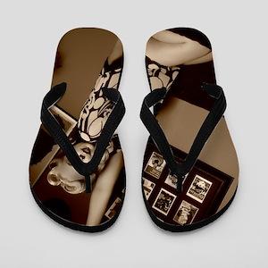 Pinup  Flip Flops
