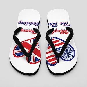 The Royal Wedding Flip Flops