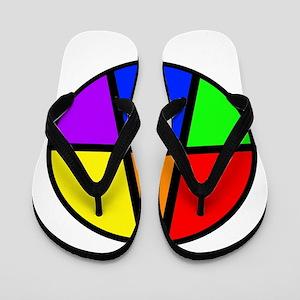 I Am An Ally Flip Flops