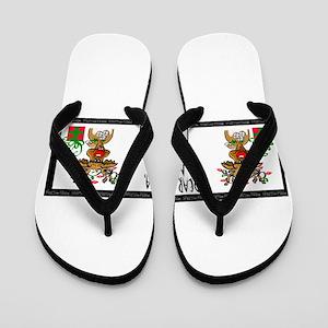 Dear Santa, Maybe Next Year? Flip Flops