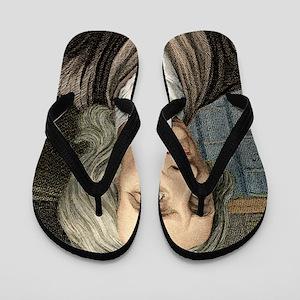 John Locke, English philosopher Flip Flops