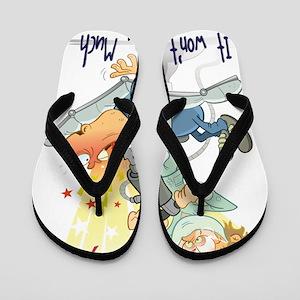 hurt Flip Flops