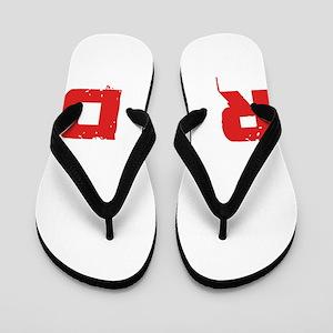 REDbullet2 Flip Flops
