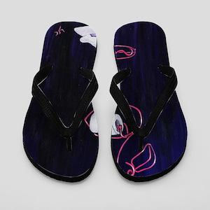Flamingo TP Holder Flip Flops