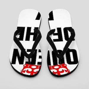Queen Of The RV Flip Flops