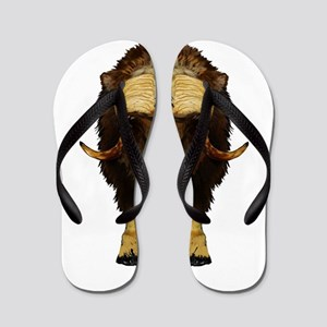 THE STARE DOWN Flip Flops