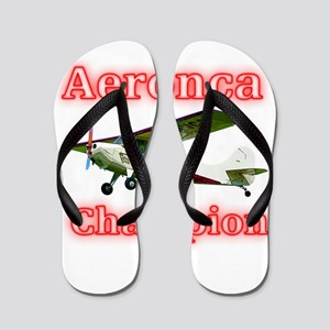 Aeronca Champion Flip Flops