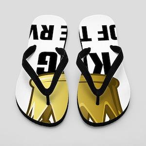 King Of The RV Flip Flops