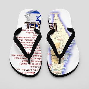 3-Israel Flip Flops