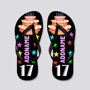 Awesome 17th Flip Flops