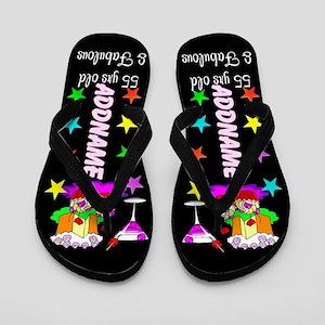 Fabulous 55th Flip Flops