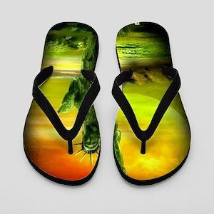 FREEDOM ISNT FREE Flip Flops