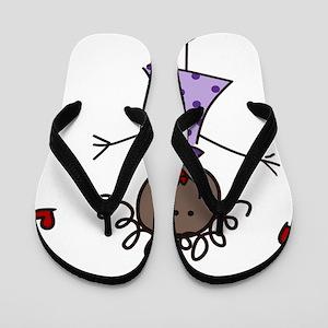 Love You Flip Flops
