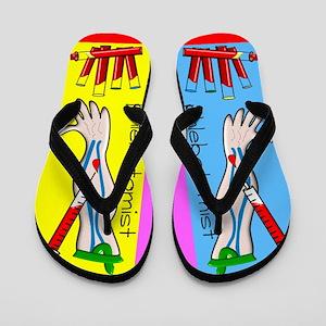 ff phlebotomist Flip Flops