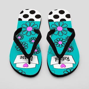 retired nurse ff 3 Flip Flops