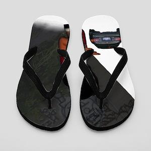 noa ashe Flip Flops