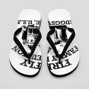 FIREFLY FAMILY REUNION Flip Flops