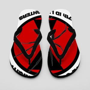 7th ID Light Flip Flops