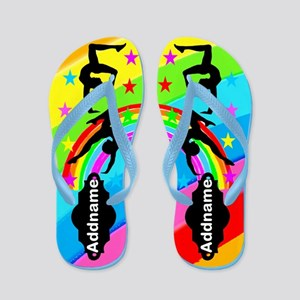 Gymnast Super Star Flip Flops